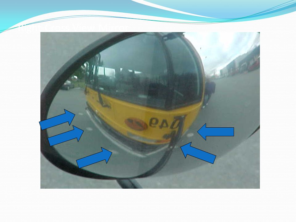 Right Cross View Mirror