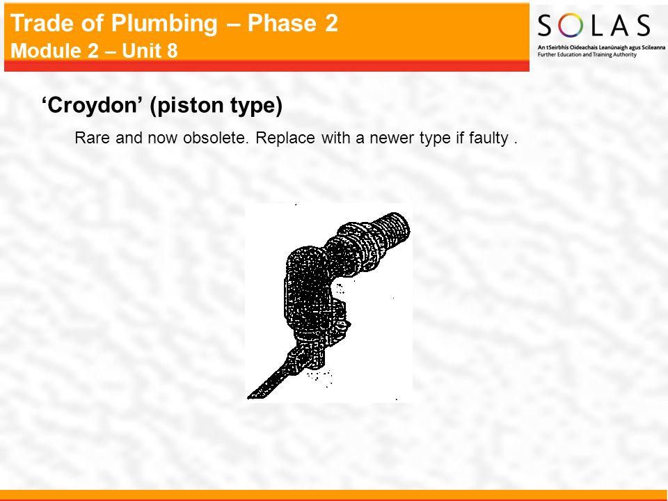 'Croydon' (piston type)