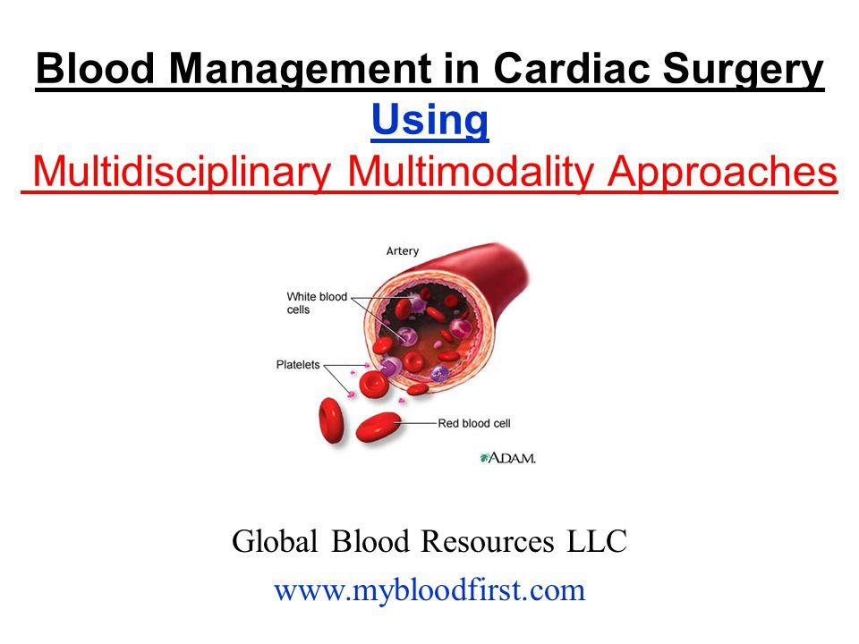 Global Blood Resources LLC