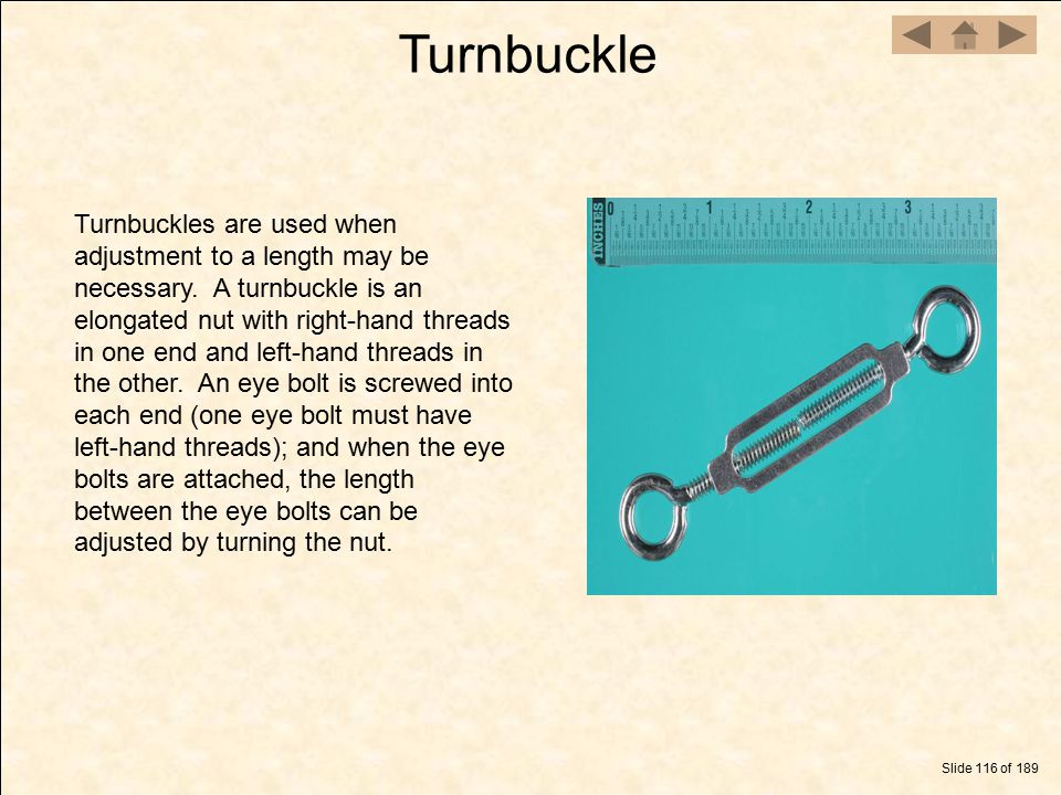 Turnbuckle