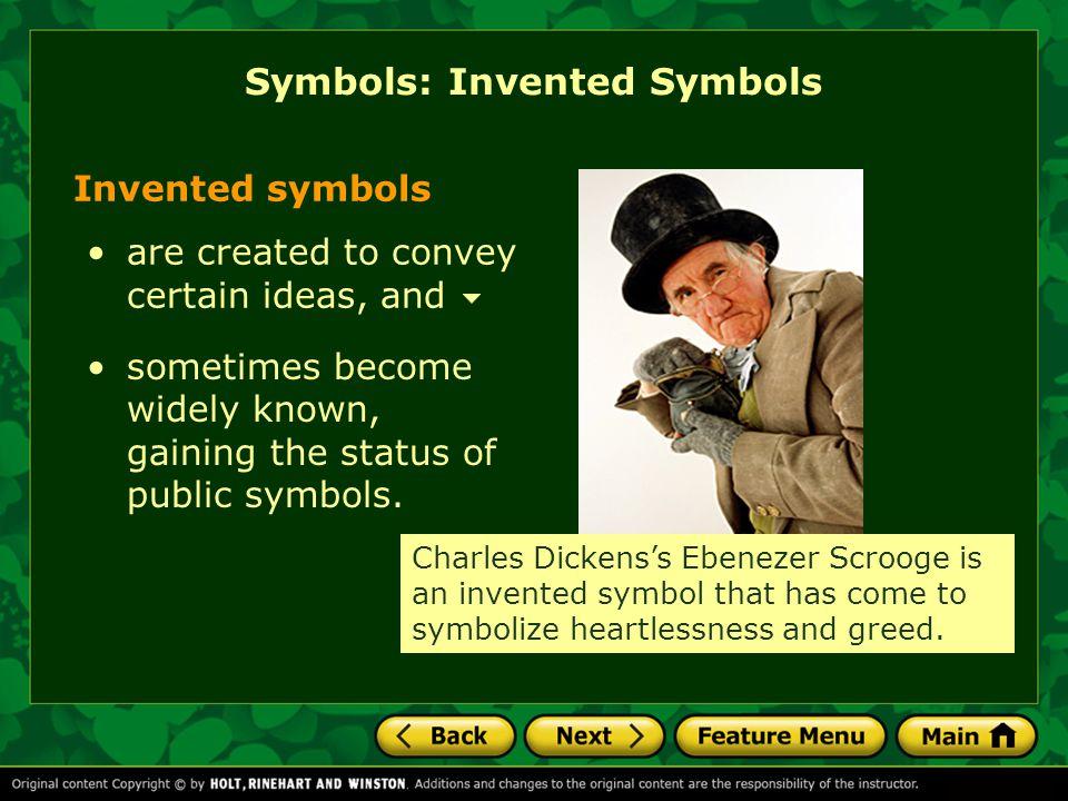 Symbols: Invented Symbols
