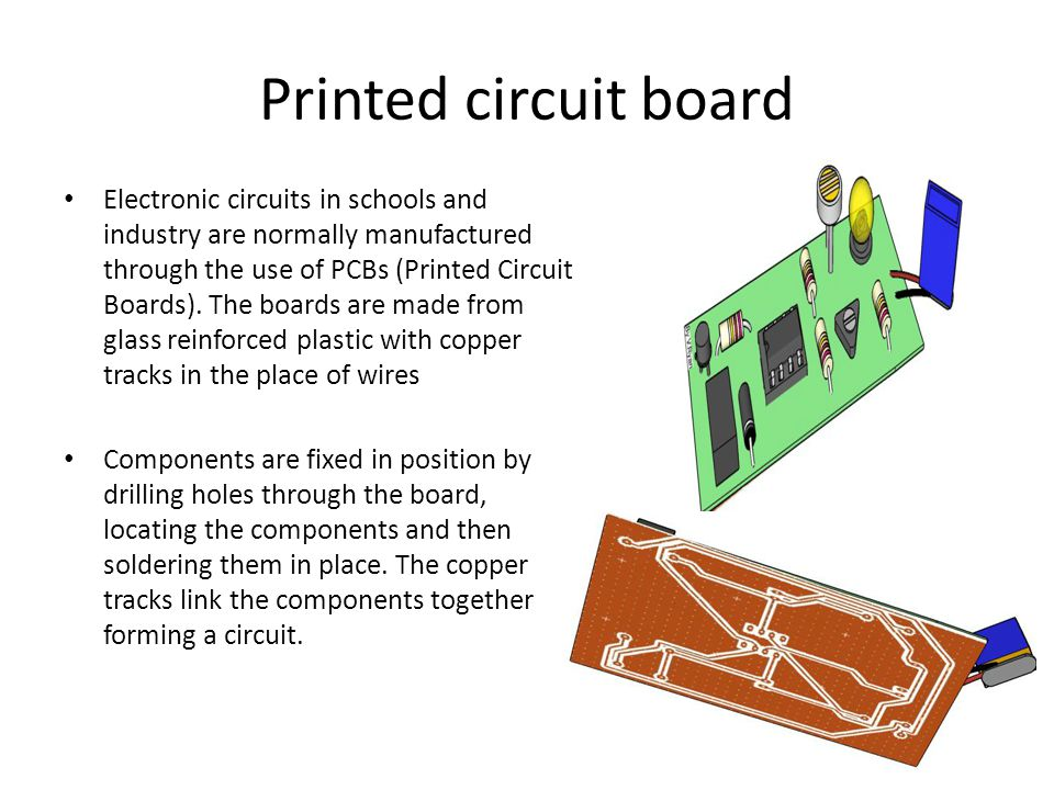 Printed circuit board