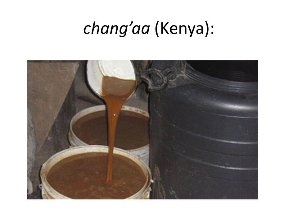 chang'aa (Kenya):