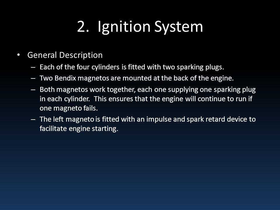 2. Ignition System General Description