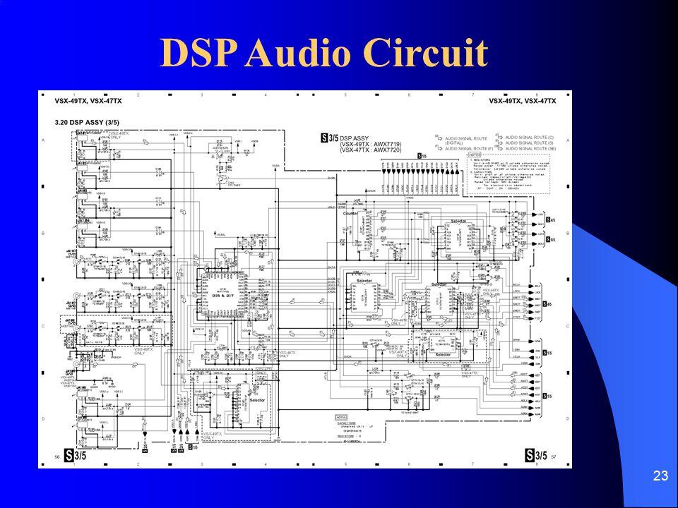 DSP Audio Circuit