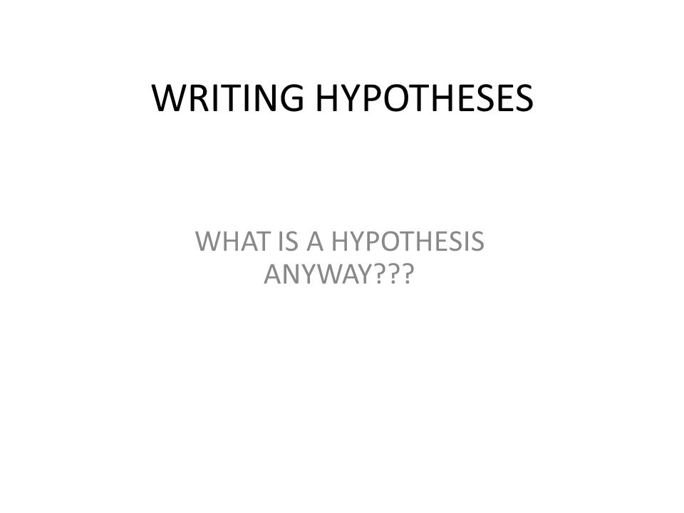 Scientific Method Homework Tuesday 7292014 Q1 Wk1 D5 Agenda – Writing a Hypothesis Worksheet