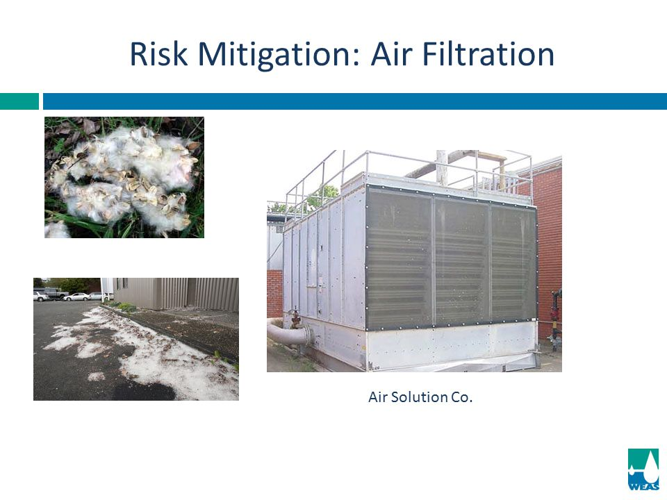 Risk Mitigation: Air Filtration
