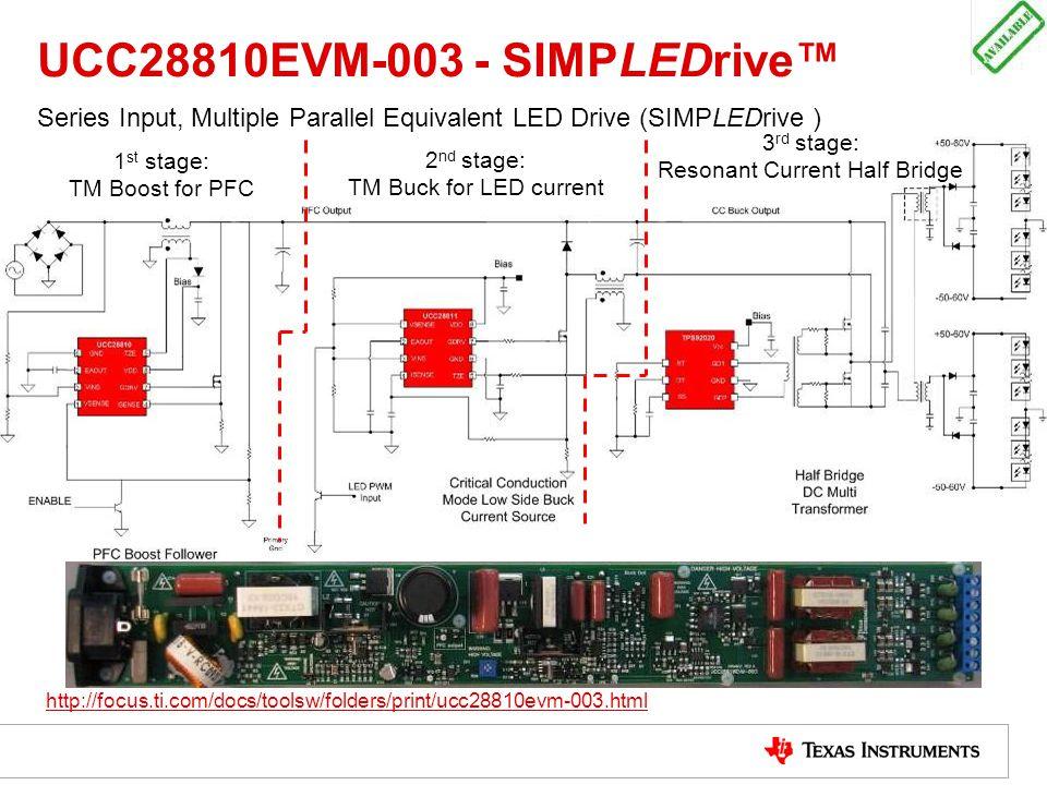 UCC28810EVM-003 - SIMPLEDrive™