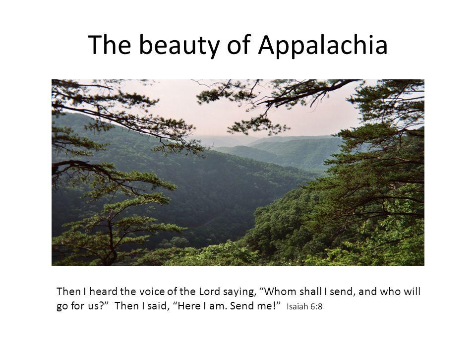 The beauty of Appalachia