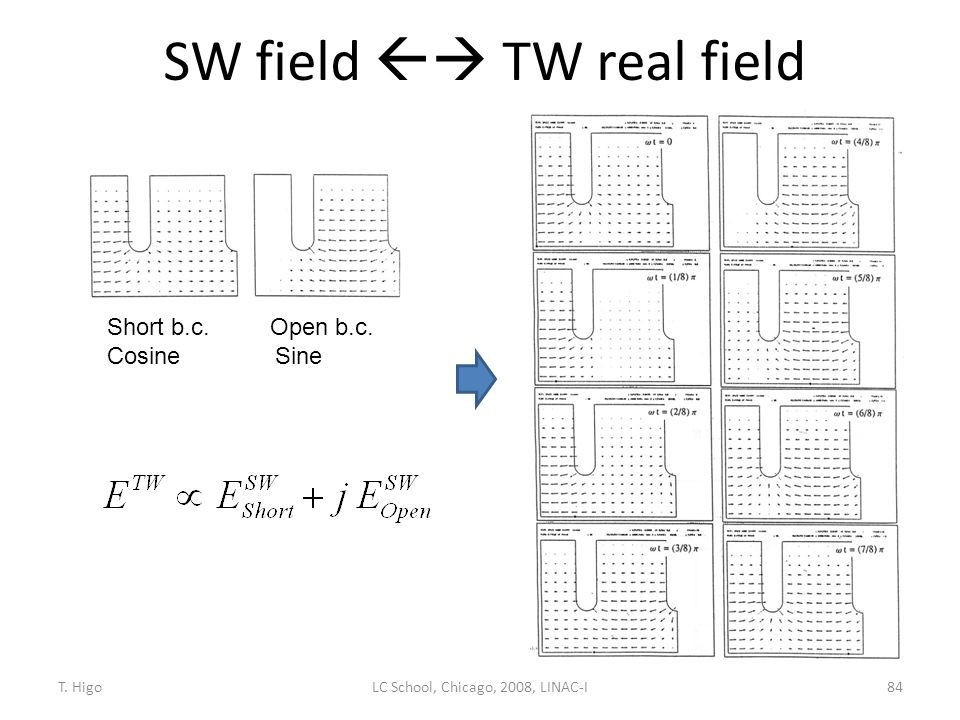 SW field  TW real field
