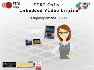 FTDI Chip – Embedded Video Engine