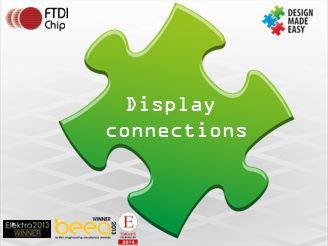 Display connections