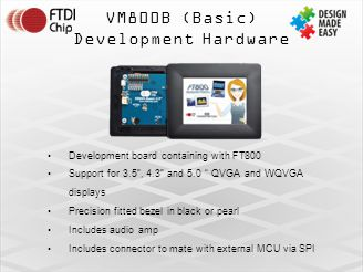 VM800B (Basic) Development Hardware