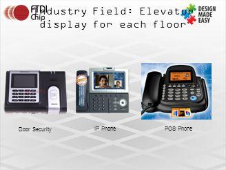 Industry Field: Elevator