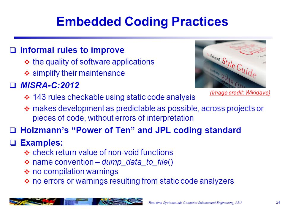 Embedded Software Analysis Tools (1)