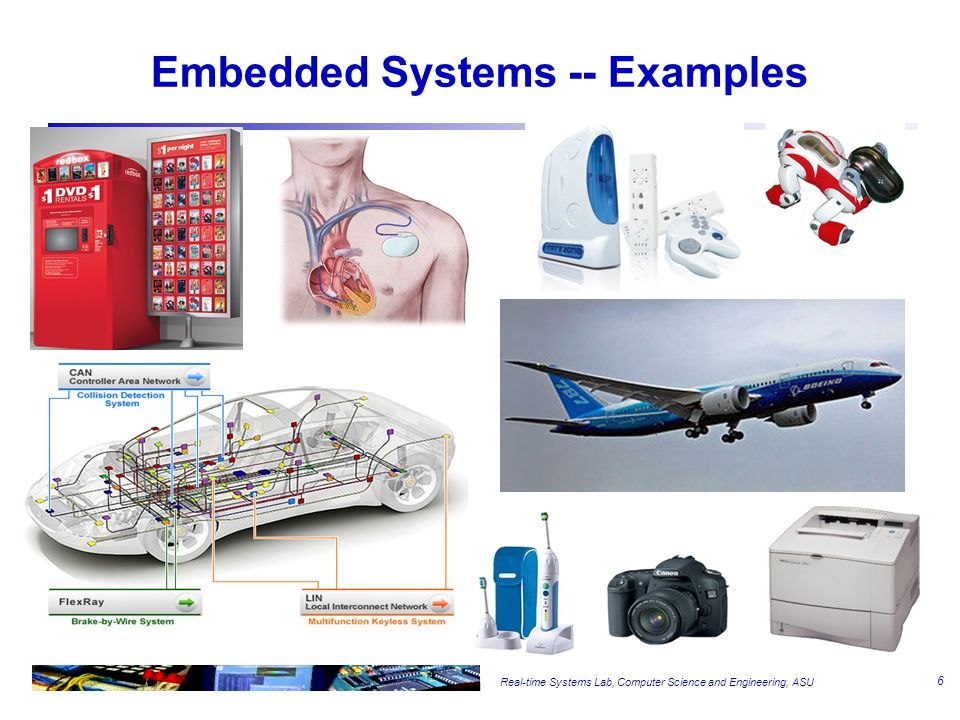 Emerging Embedded Systems