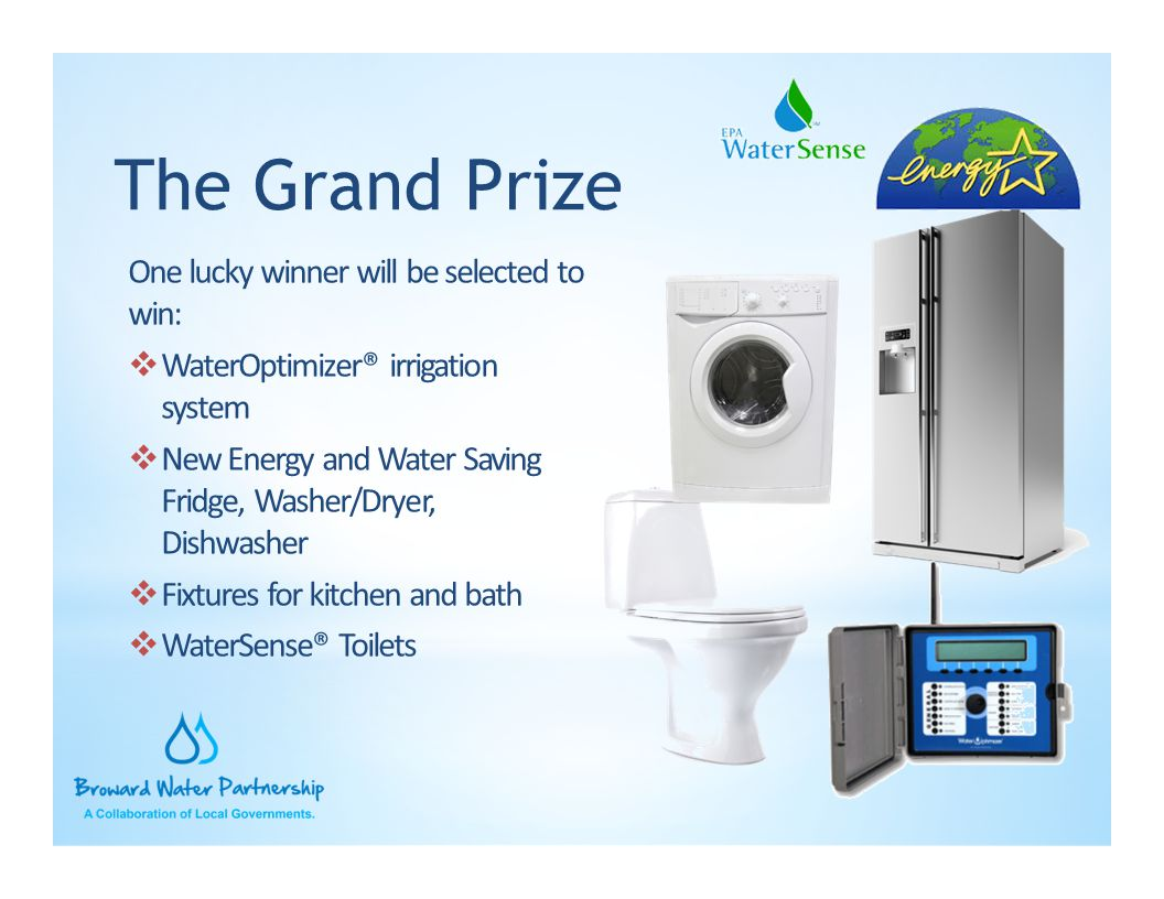 The Grand Prize One lucky winner will be selected to win: