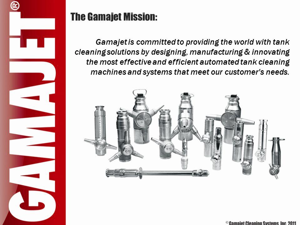 The Gamajet Mission: