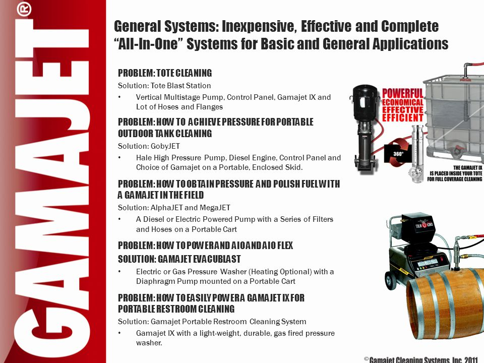 General Systems: Inexpensive, Effective and Complete All-In-One Systems for Basic and General Applications