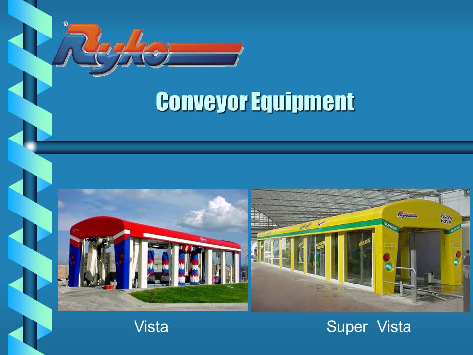 Conveyor Equipment Vista Super Vista