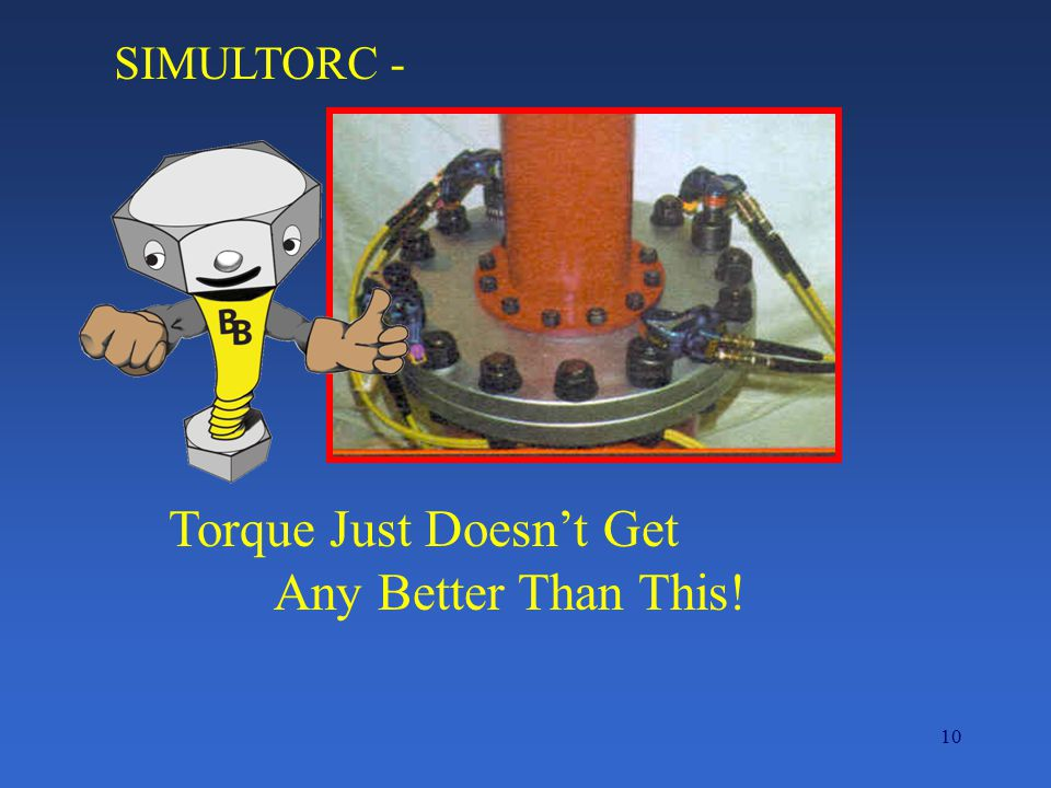 Torque Just Doesn't Get Any Better Than This!