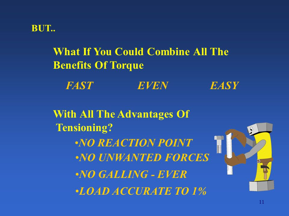 What If You Could Combine All The Benefits Of Torque