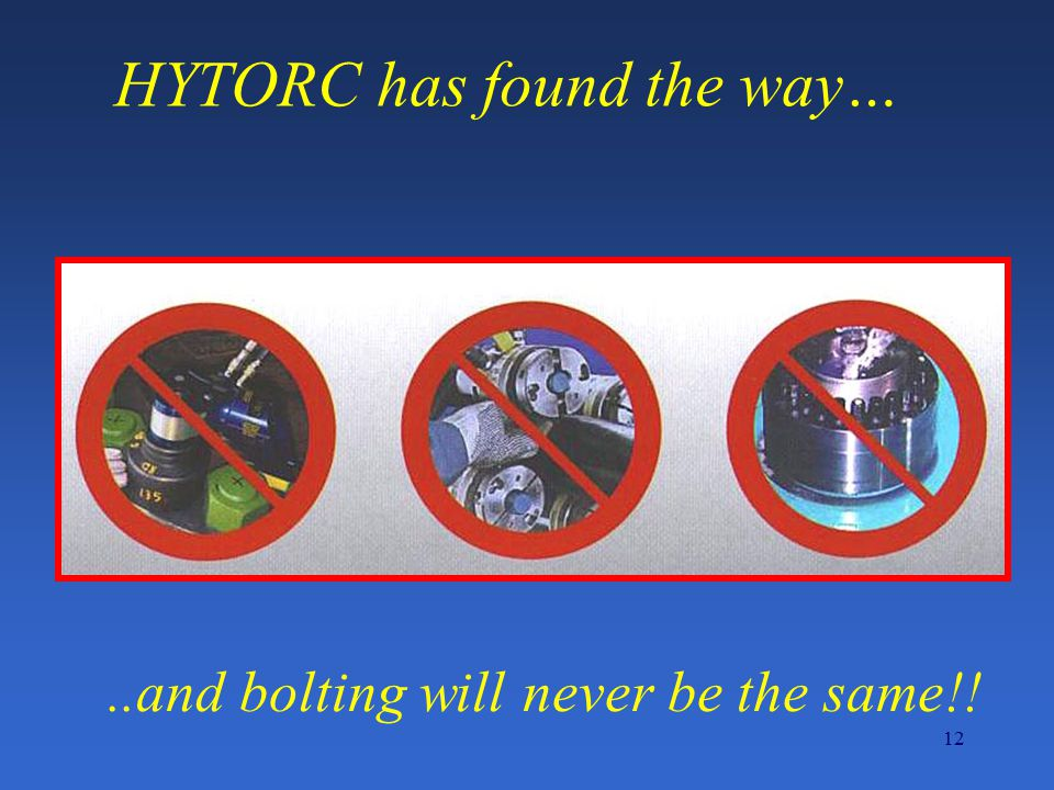 ..and bolting will never be the same!!