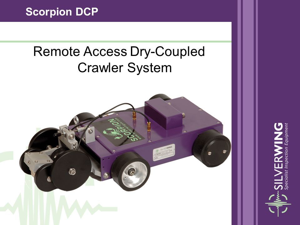 Remote Access Dry-Coupled Crawler System