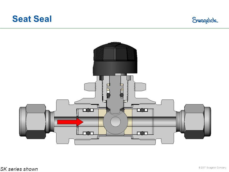 Seat Seal SK series shown