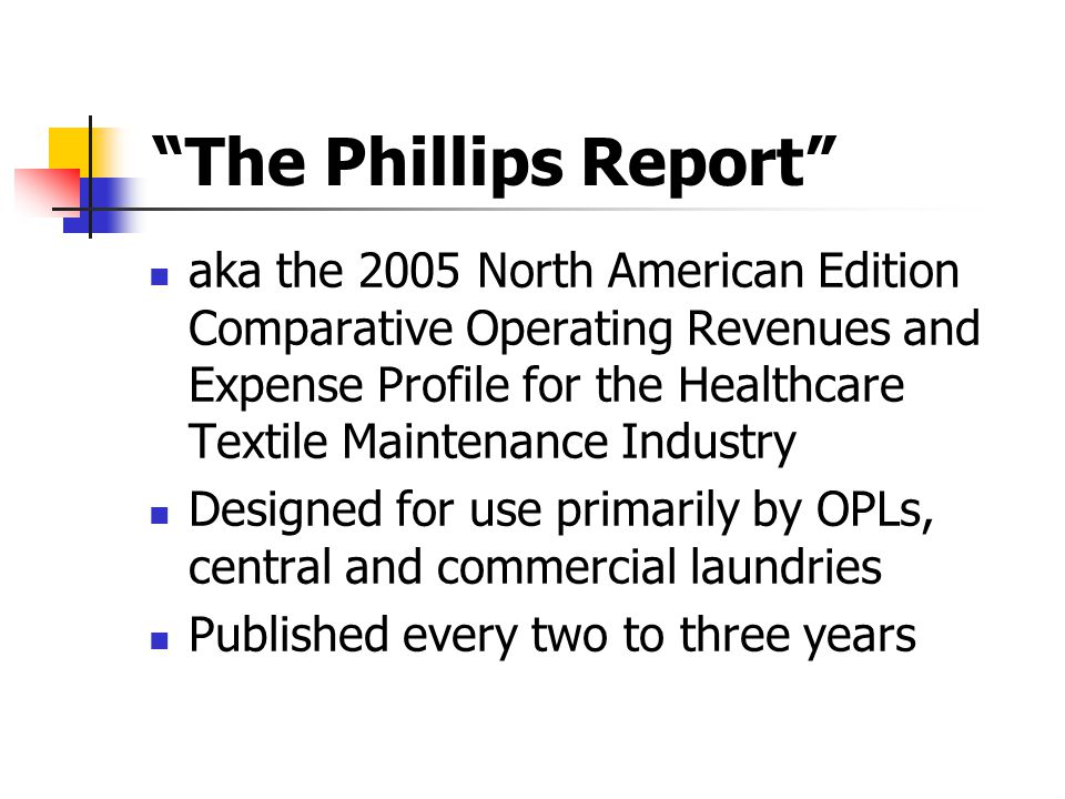 The Phillips Report