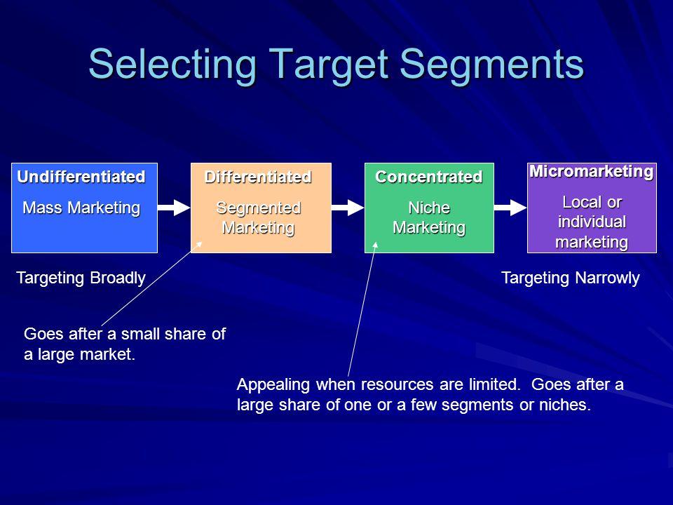 Selecting Target Segments