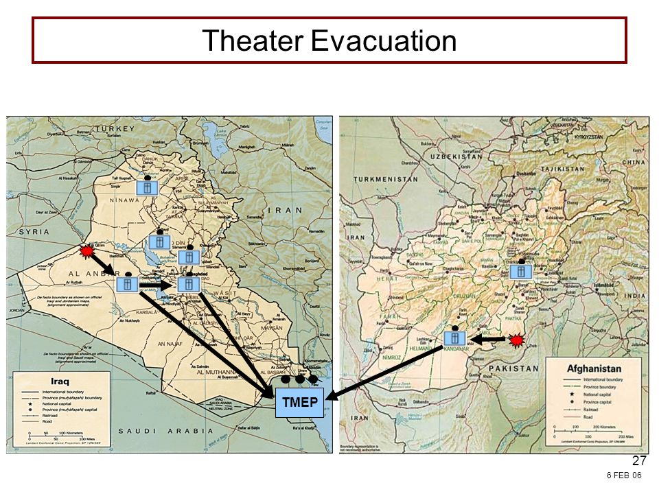 4/13/2017 7:54 PM FIELD SERVICES Theater Evacuation TMEP