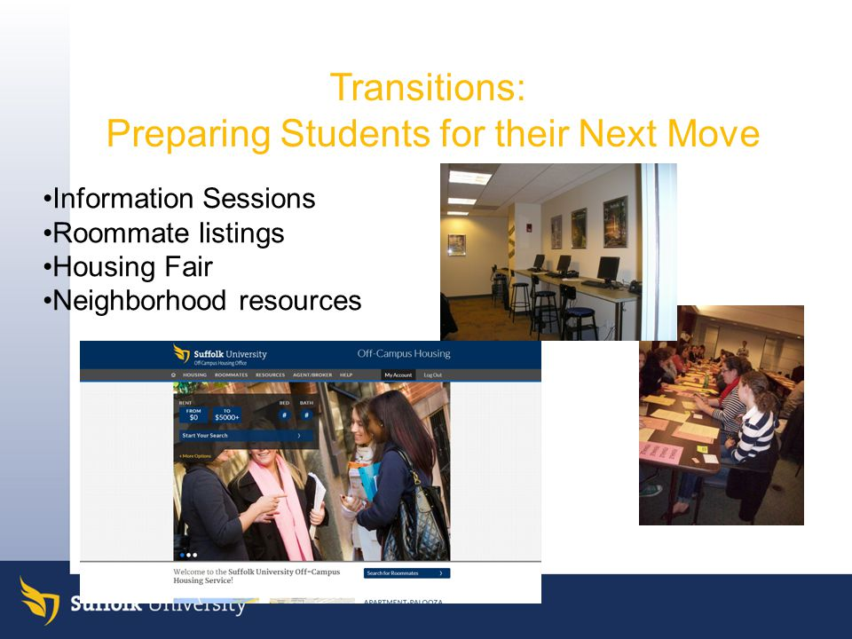 Transitions: Preparing Students for their Next Move