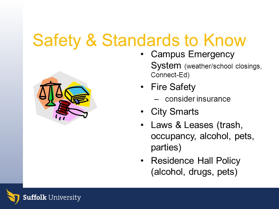 Safety & Standards to Know