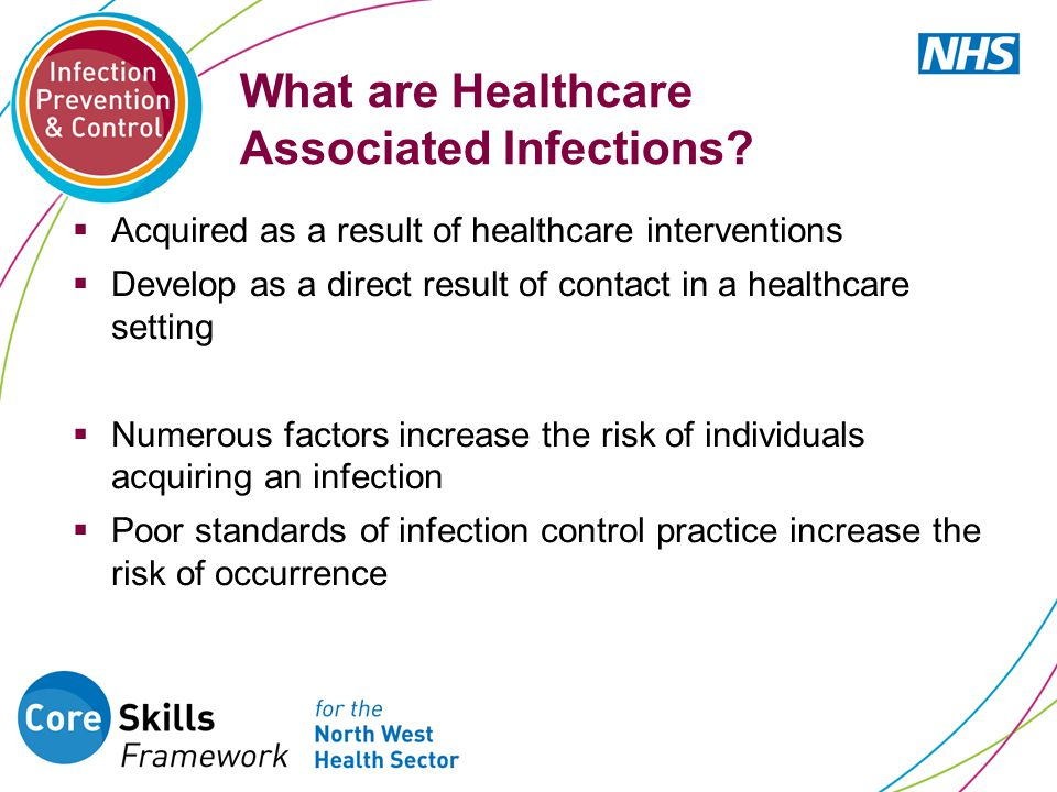 What are Healthcare Associated Infections