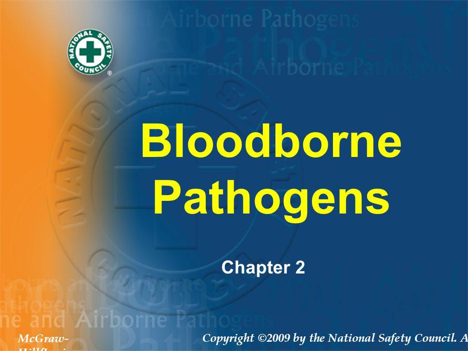 Bloodborne Pathogens Chapter 2 McGraw-Hill/Irwin