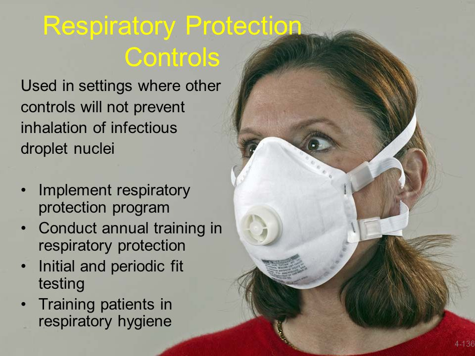 Respiratory Protection Controls