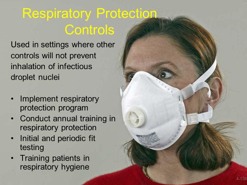 Respiratory Protection Controls