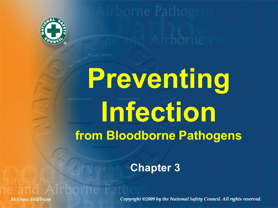 Preventing Infection from Bloodborne Pathogens