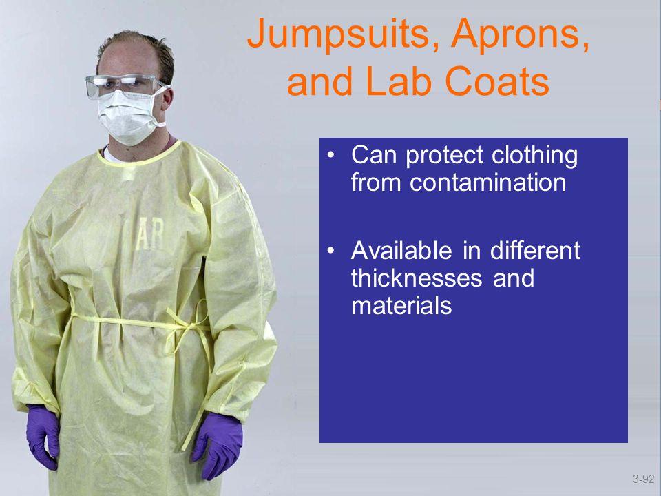 Jumpsuits, Aprons, and Lab Coats