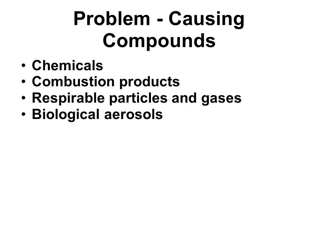 Problem - Causing Compounds