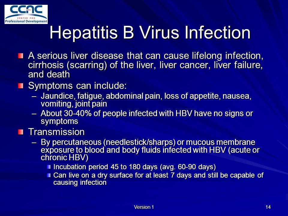 Hepatitis B Virus Infection