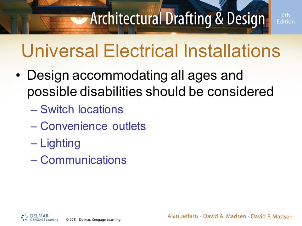 Universal Electrical Installations