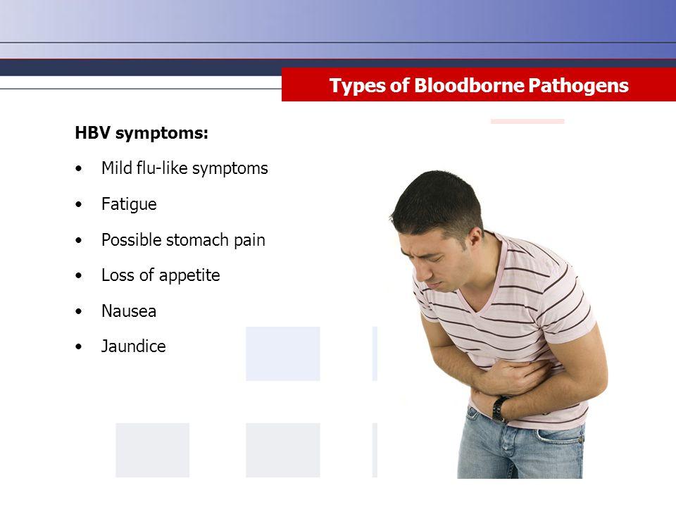 Types of Bloodborne Pathogens