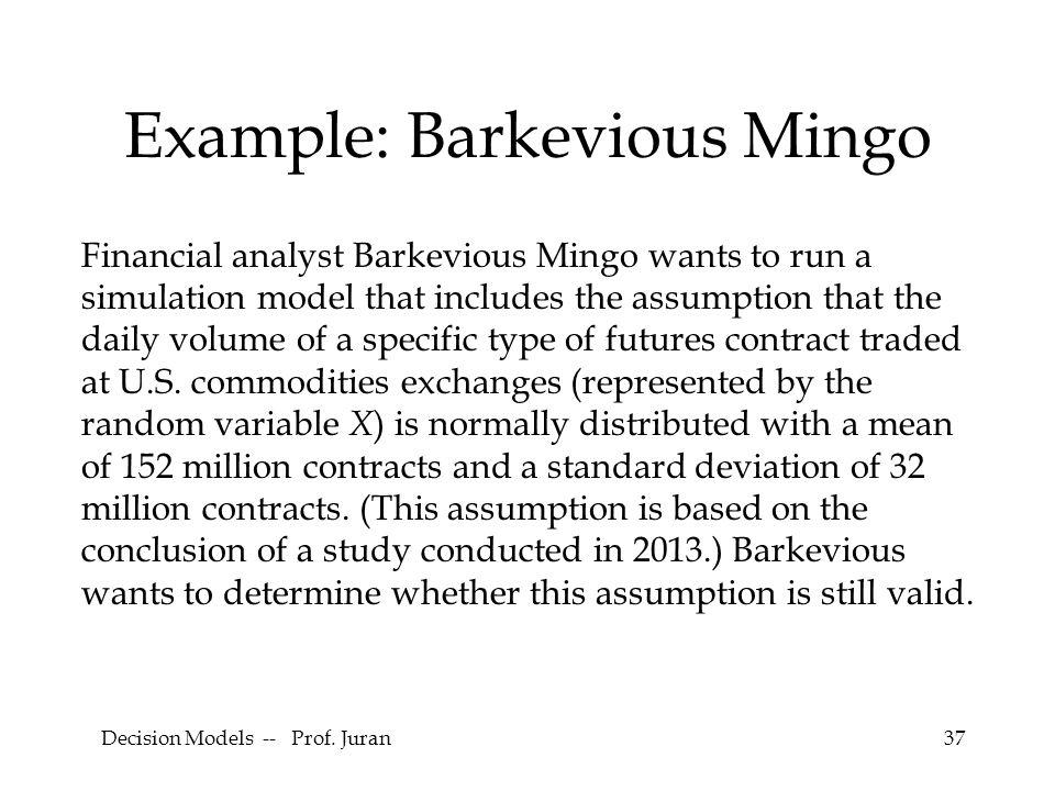 Example: Barkevious Mingo