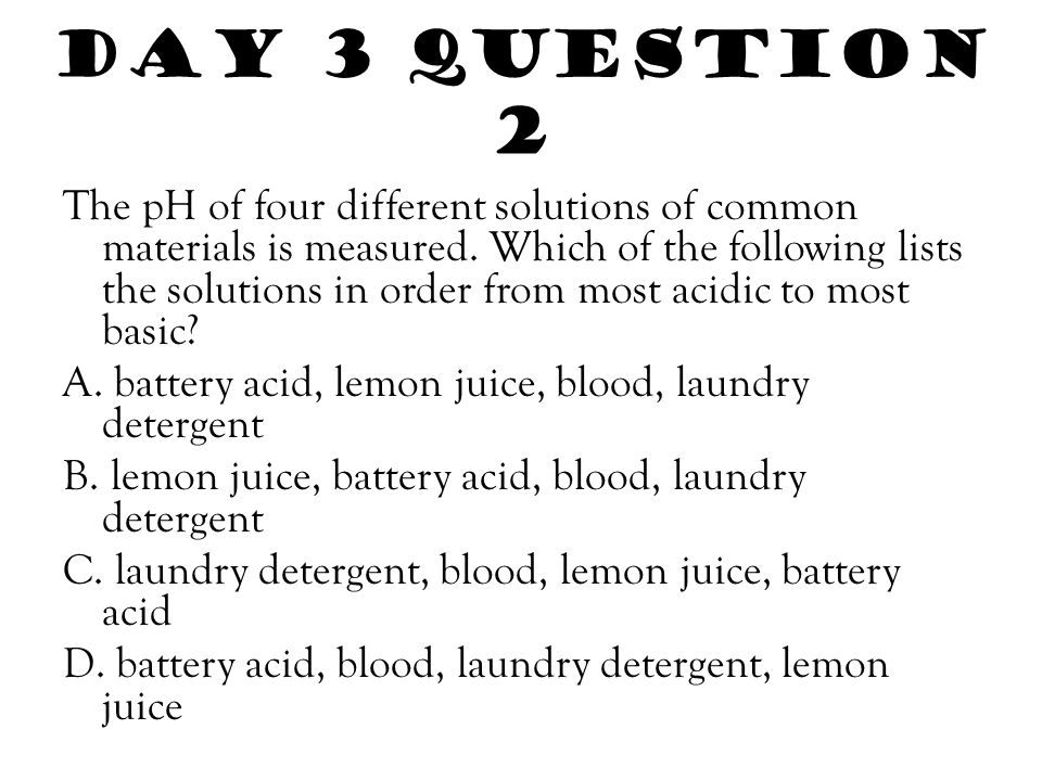Day 3 Question 2