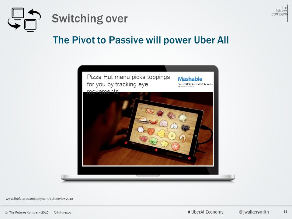 Switching over The Pivot to Passive will power Uber All
