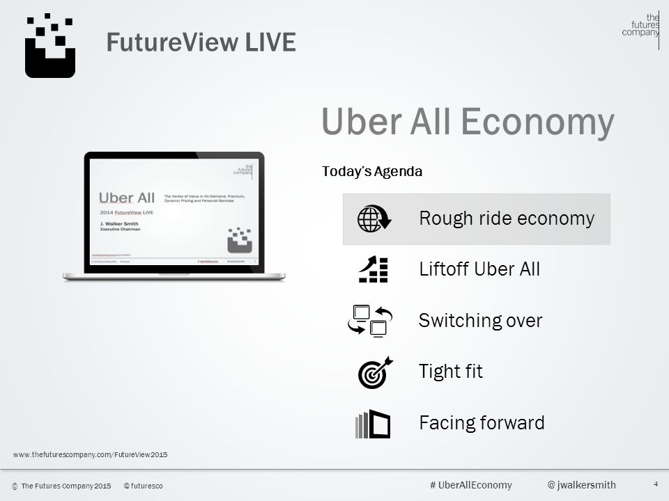 Uber All Economy FutureView LIVE Rough ride economy Liftoff Uber All