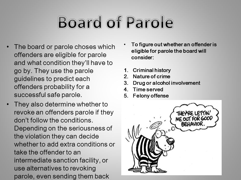 Board of Parole