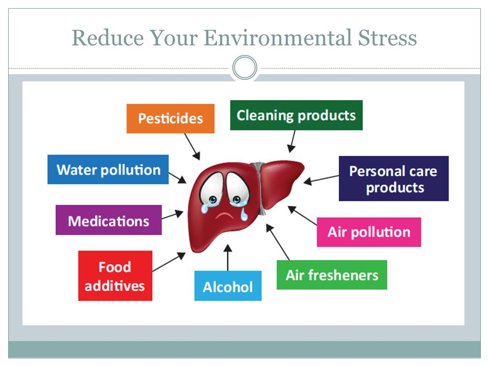 Reduce Your Environmental Stress